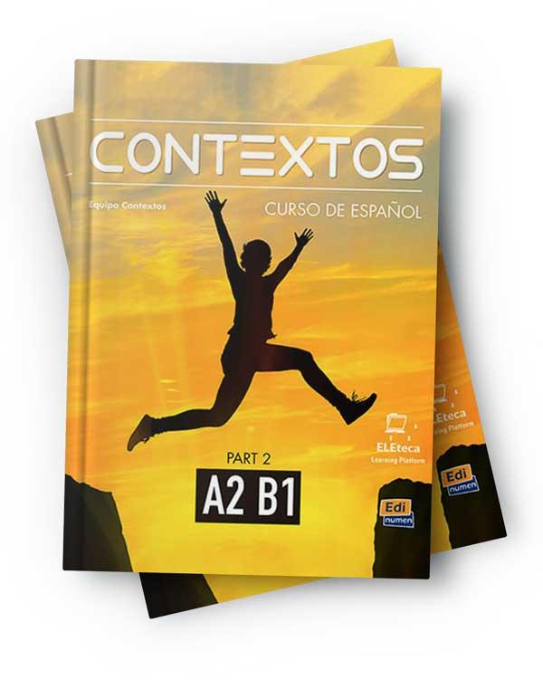 Edinumen Contextos A1/A2 – Libro del alumno